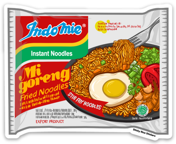 Mi Goreng - Sticker