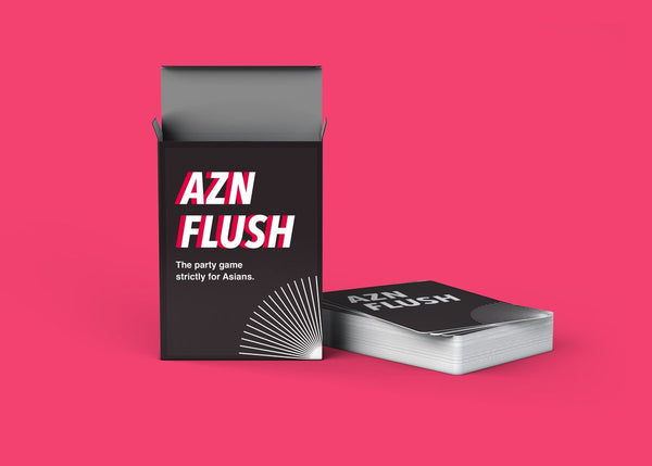 AZN FLUSH - The Card Game.