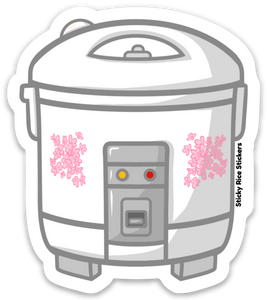 Rice Cooker - Sticker