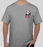 Pando the Sriracha God - Grey TSHIRT