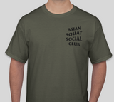 Asian Squat Social Club - CLASSIC TSHIRT