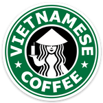 Vietnamese Coffee - Sticker
