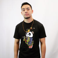 Pando the Jumping Vampire - Black TSHIRT