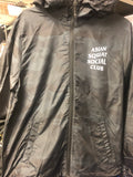 Asian Squat Social Club - WINDBREAKER - BLACK CAMO
