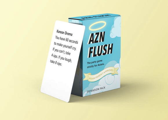 AZN FLUSH - Asian Parent Approved Pack