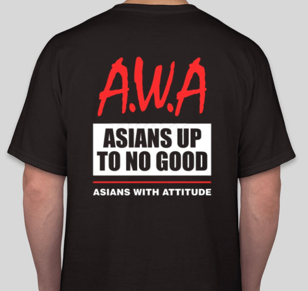 A.W.A - Asians With Attitude