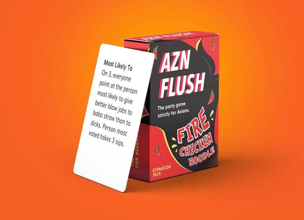 AZN FLUSH - Expansion Pack