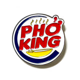 Pho King Enamel Pin