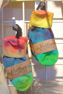 Organic Baby Socks - Tie Dyed