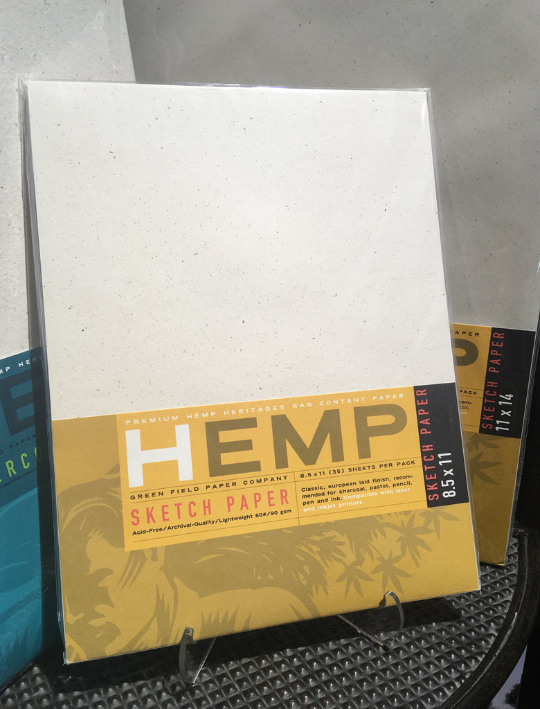 Hemp Art Paper for Sketch