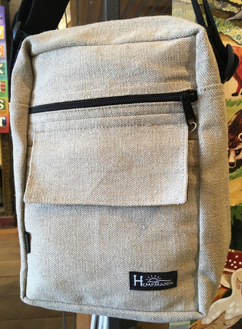 Hemp Field Bag