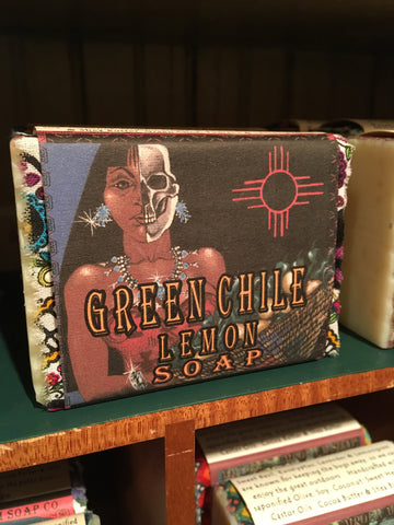 Soap - Green Chile Lemon