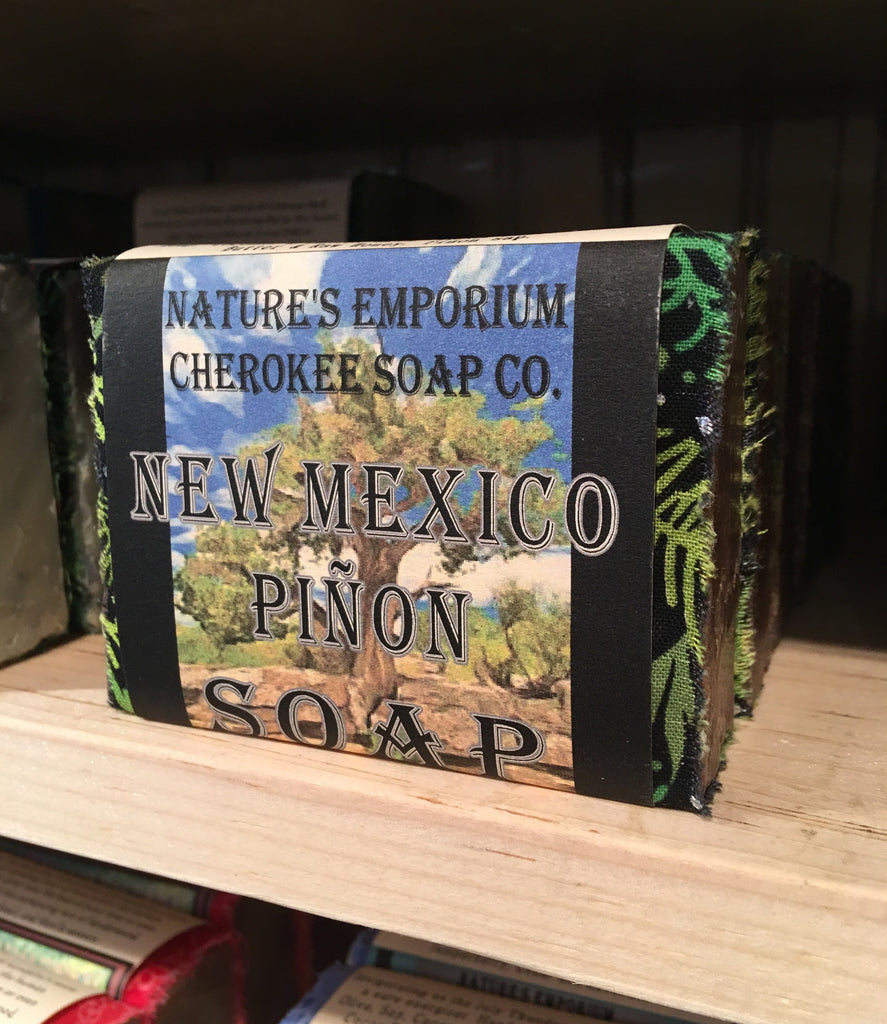 Soap - New Mexico Piñon
