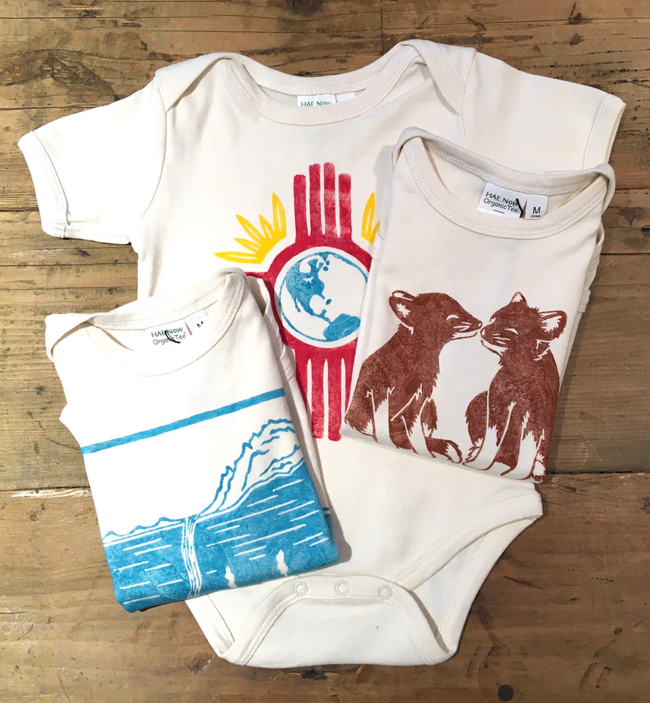 Baby Onesie by Brooke & Adelyn