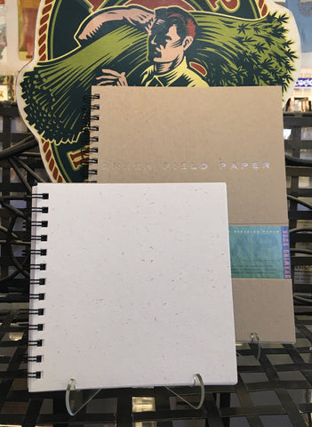 Hemp Drawing Books