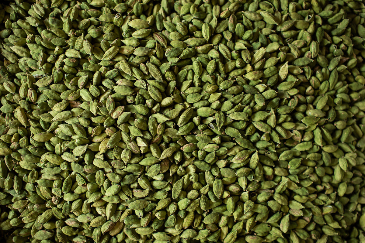 The Long Road to Cardamom…