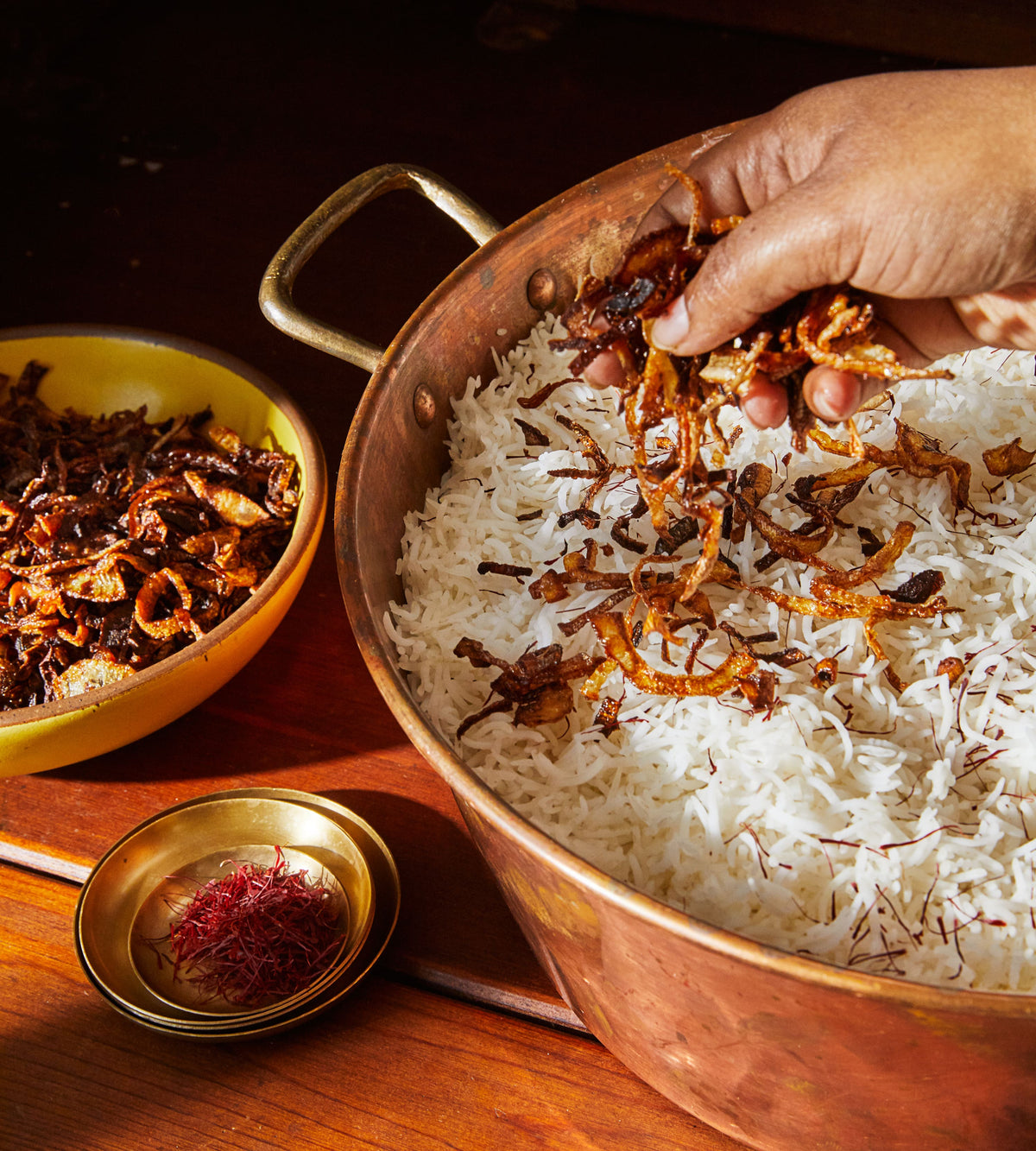 Dishoom's Jackfruit Biryani