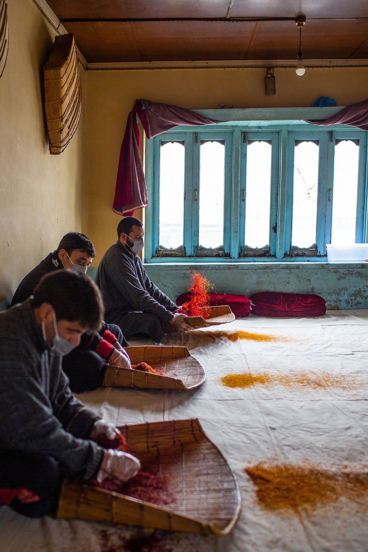 The Histories & Context Behind Our Kashmiri Saffron