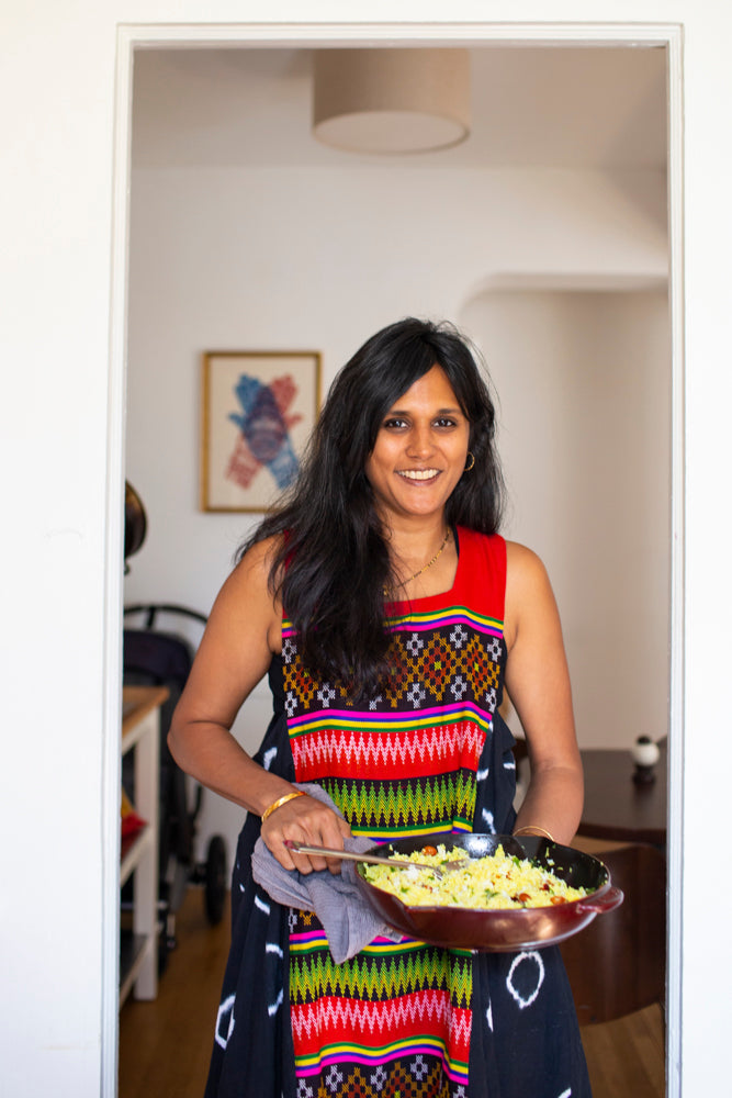 Womyn Powered Food: Chitra Agrawal
