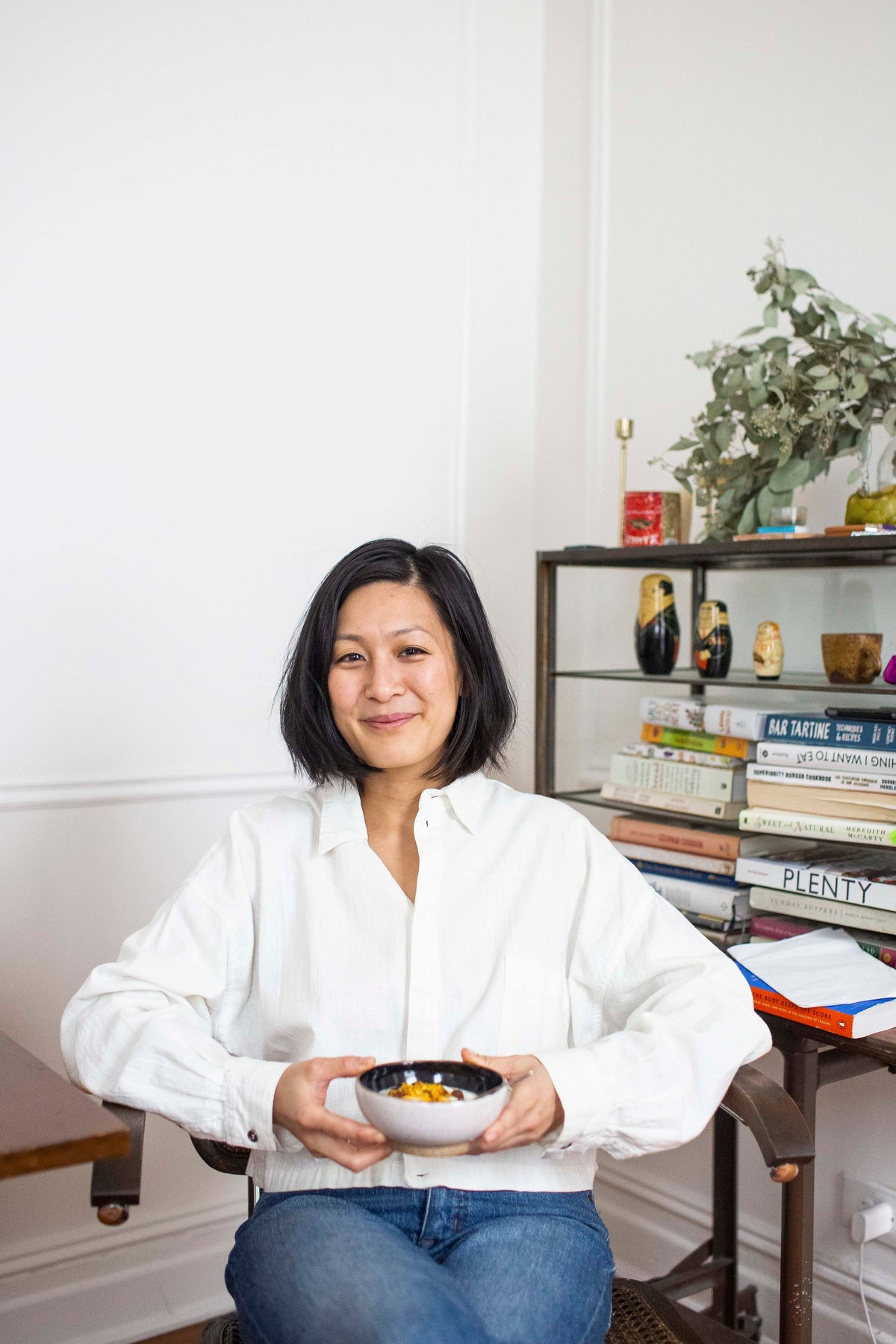 Womyn Powered Food: Diane Chang
