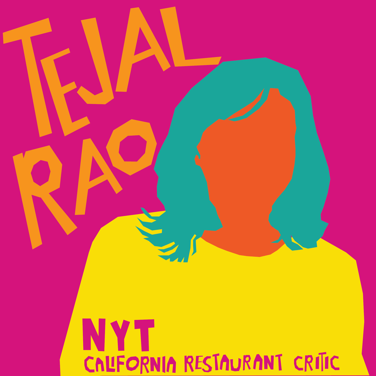 Womyn Powered Food: Tejal Rao