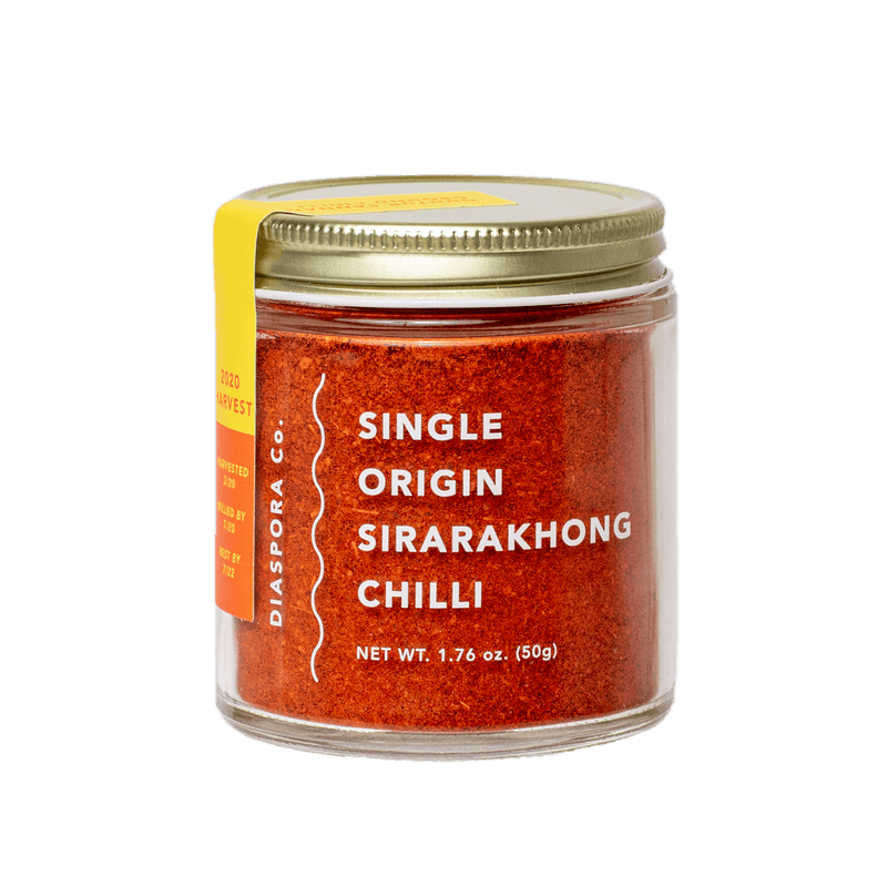 Sirarakhong Chillies