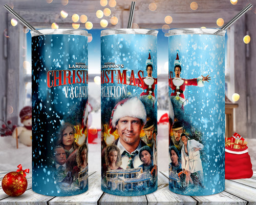 Christmas Vacation Tumbler