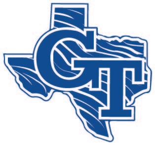 GT Texas Decal