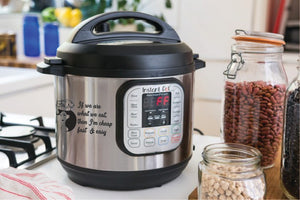 Instant Pot Decal