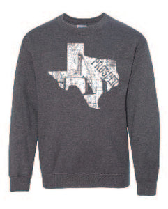 PROSPER SILO YOUTH CREW SWEATSHIRT