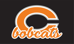 Celina Bobcats Car Decal