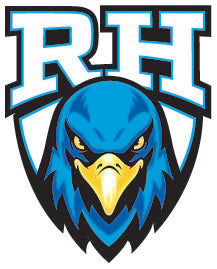 Rock Hill Hawk Logo Decal