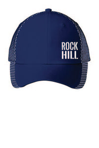 Rock Hill Blue on Blue