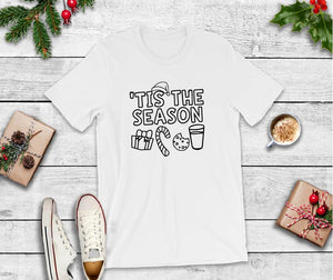Christmas Coloring Shirt