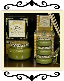 Diva Tyler Candle