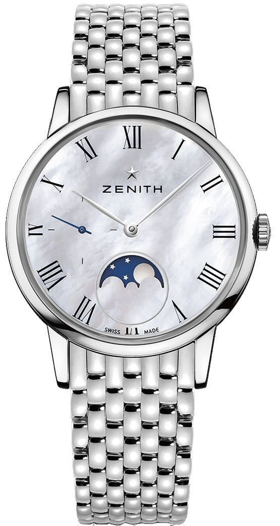 Zenith Elite Ultra Thin Lady Moonphase 36mm 03.2320.692/81.m2320