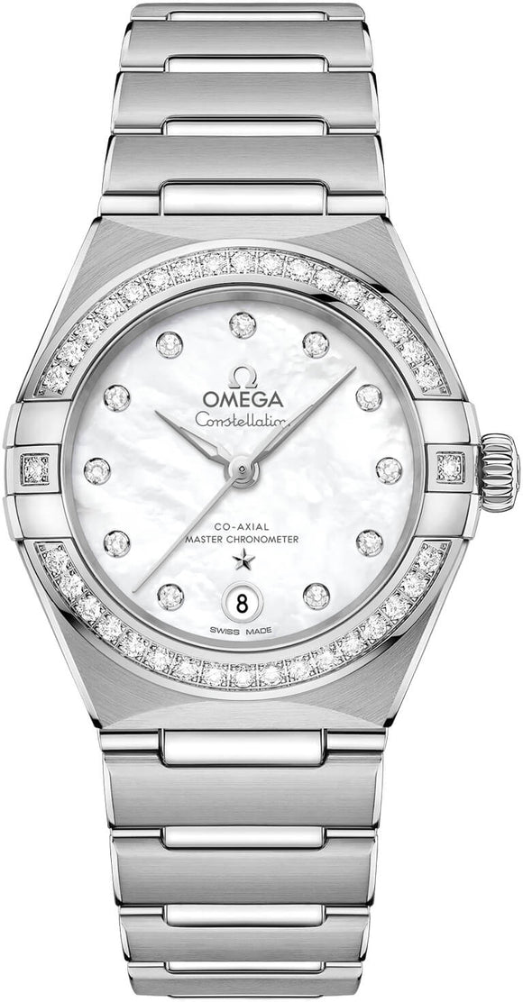 Omega Constellation Manhattan Co-Axial Master Chronometer 29mm 131.15.29.20.55.001