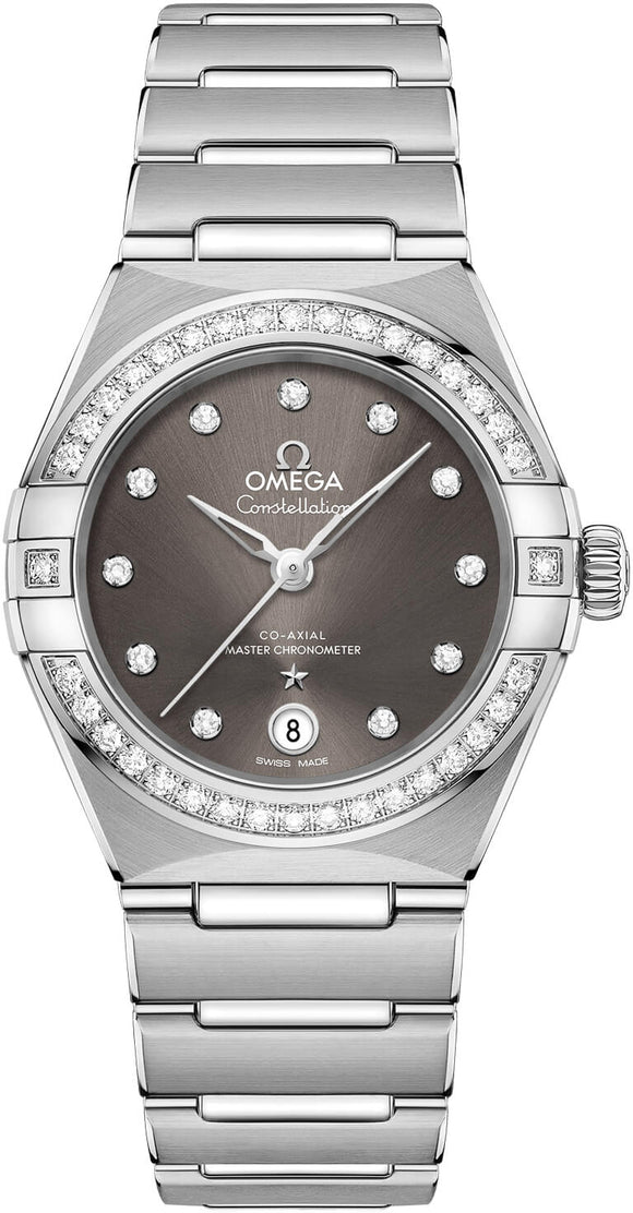 Omega Constellation Manhattan Co-Axial Master Chronometer 29mm 131.15.29.20.56.001