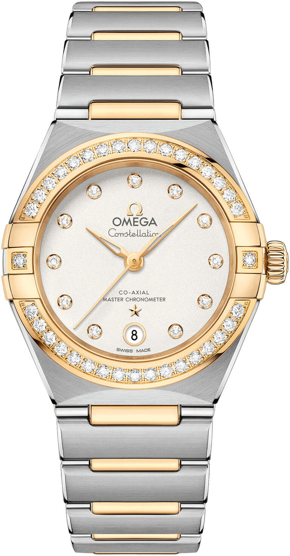 Omega Constellation Manhattan Co-Axial Master Chronometer 29mm 131.25.29.20.52.002