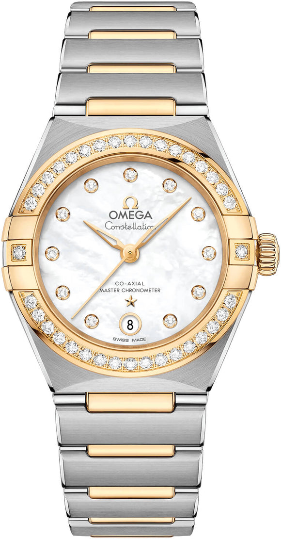 Omega Constellation Manhattan Co-Axial Master Chronometer 29mm 131.25.29.20.55.002