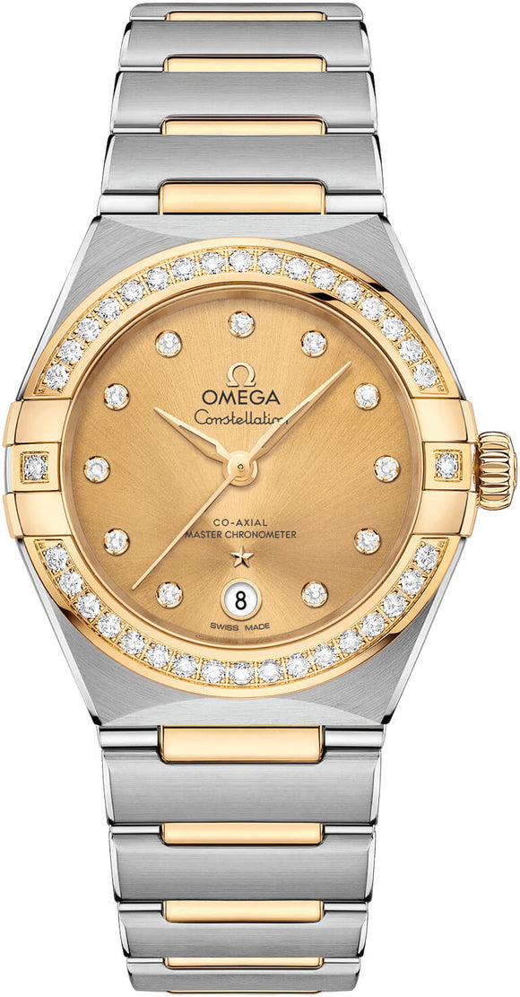 Omega Constellation Manhattan Co-Axial Master Chronometer 29mm 131.25.29.20.58.001