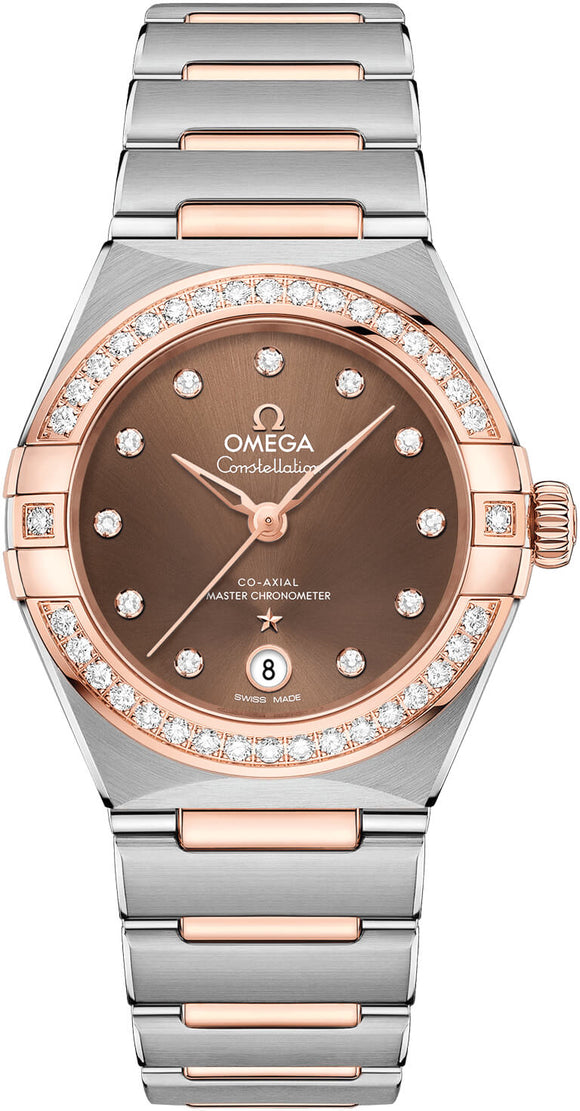 Omega Constellation Manhattan Co-Axial Master Chronometer 29mm 131.25.29.20.63.001