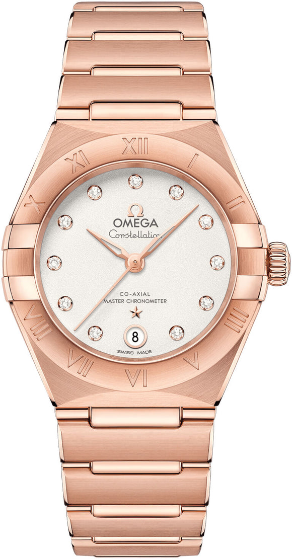 Omega Constellation Manhattan Co-Axial Master Chronometer 29mm 131.50.29.20.52.001