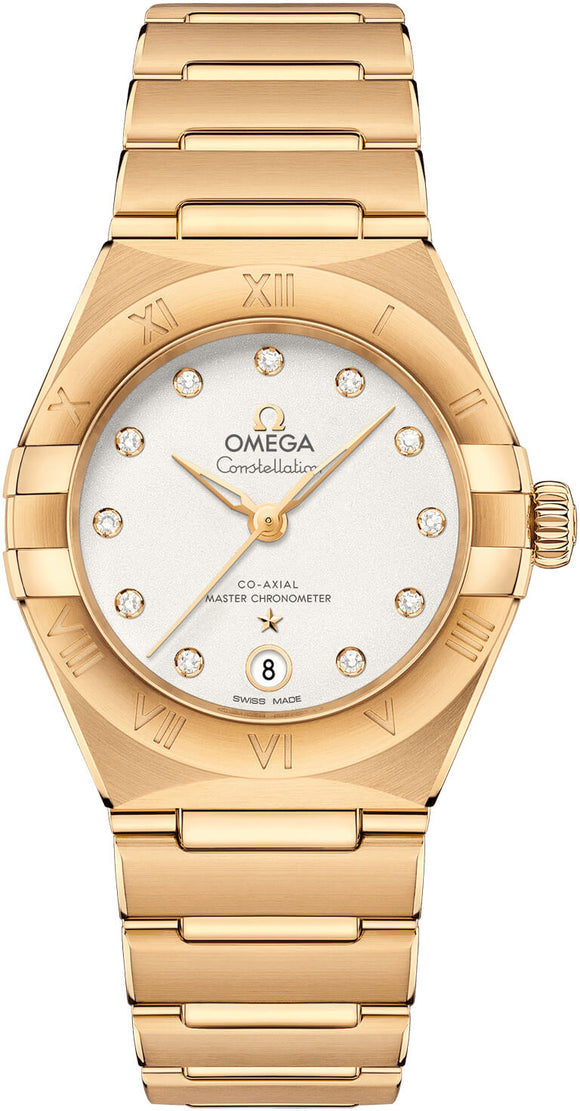 Omega Constellation Manhattan Co-Axial Master Chronometer 29mm 131.50.29.20.52.002