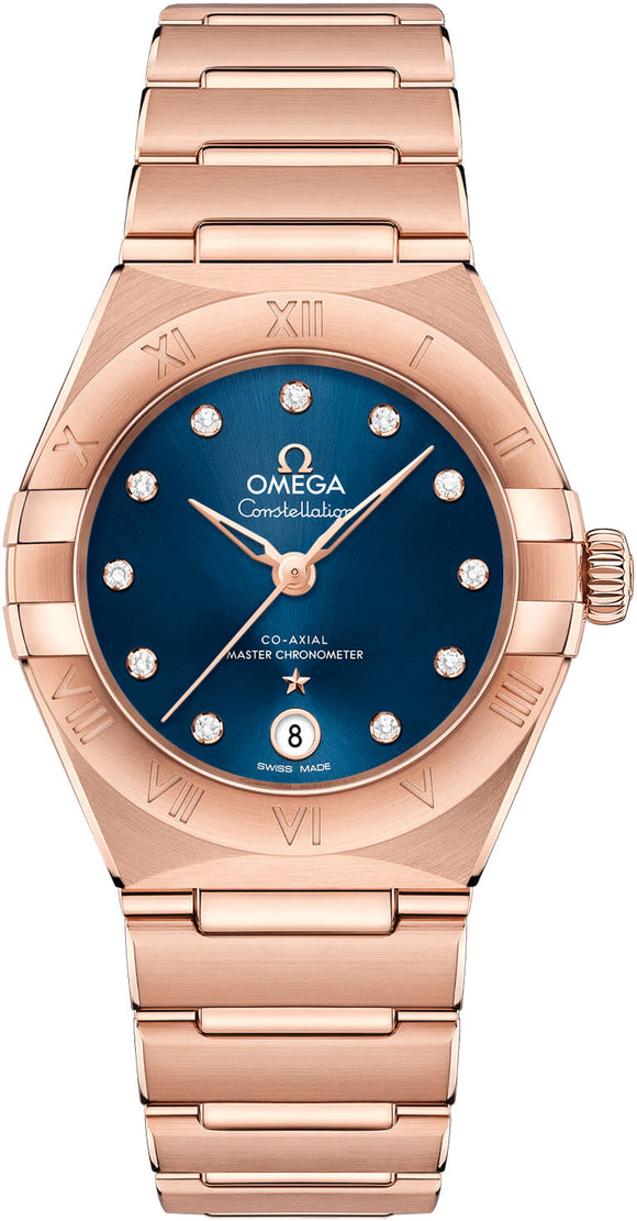 Omega Constellation Manhattan Co-Axial Master Chronometer 29mm 131.50.29.20.53.001