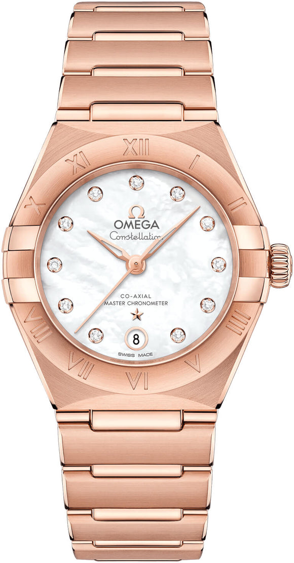 Omega Constellation Manhattan Co-Axial Master Chronometer 29mm 131.50.29.20.55.001