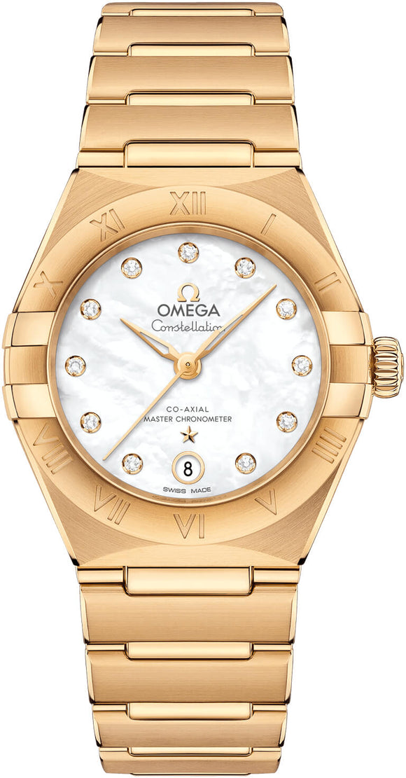 Omega Constellation Manhattan Co-Axial Master Chronometer 29mm 131.50.29.20.55.002