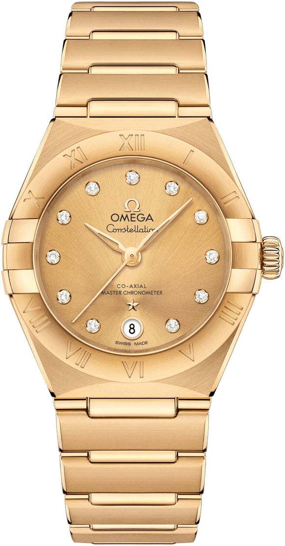Omega Constellation Manhattan Co-Axial Master Chronometer 29mm 131.50.29.20.58.001