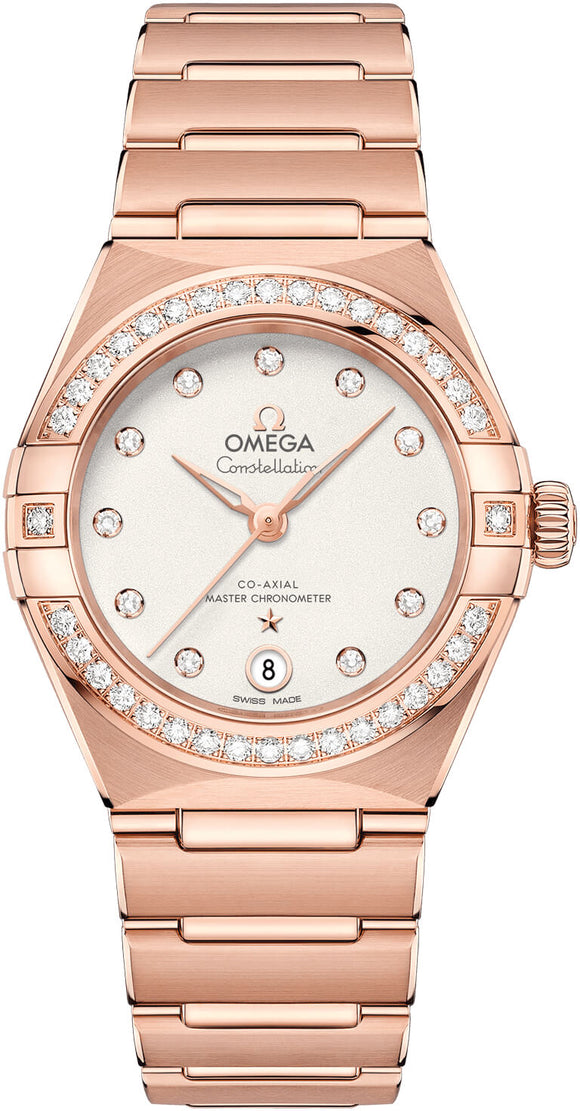 Omega Constellation Manhattan Co-Axial Master Chronometer 29mm 131.55.29.20.52.001