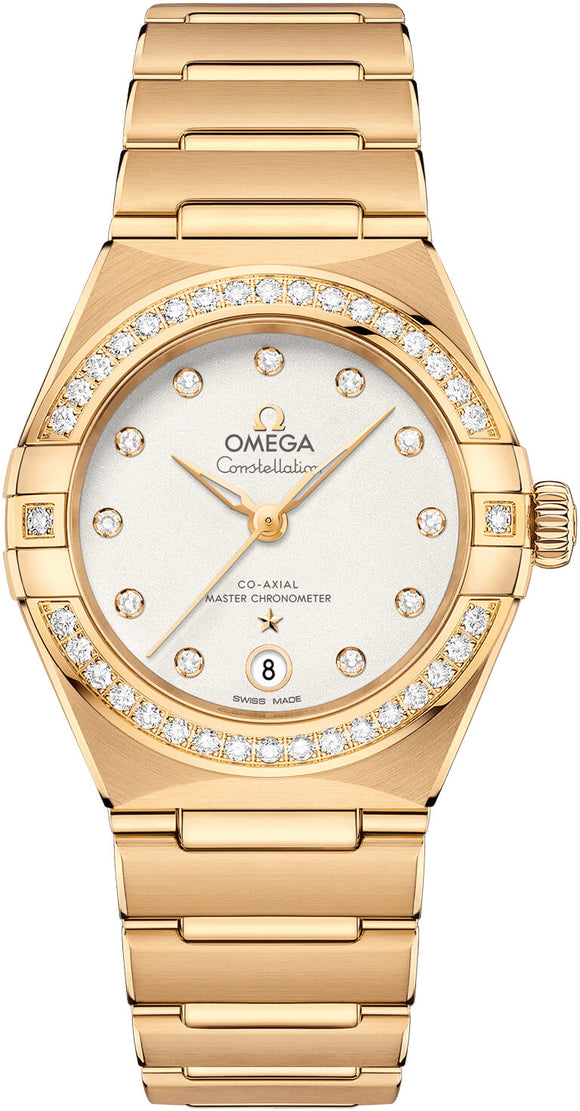 Omega Constellation Manhattan Co-Axial Master Chronometer 29mm 131.55.29.20.52.002